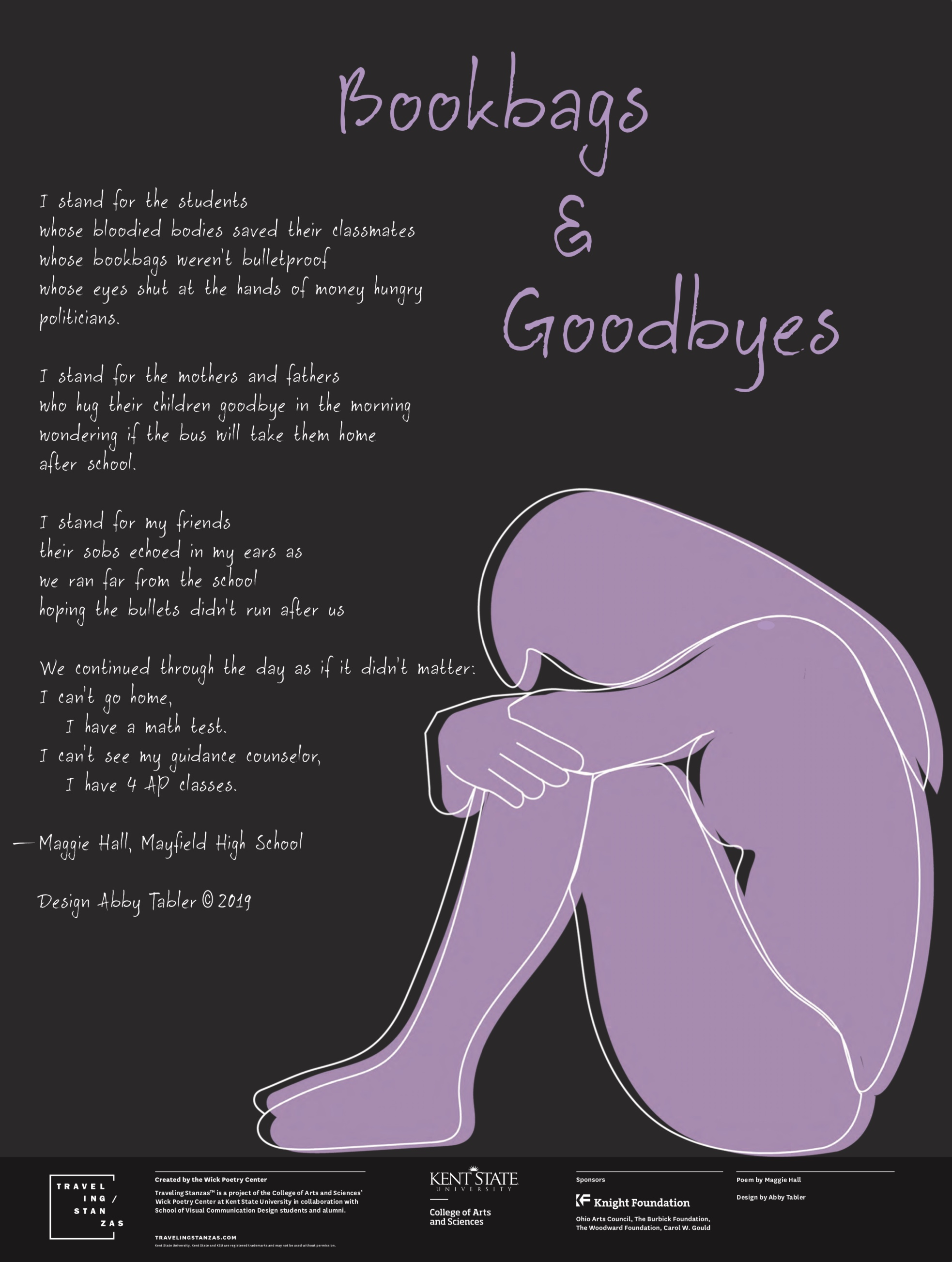 Bookbags and Goodbyes
