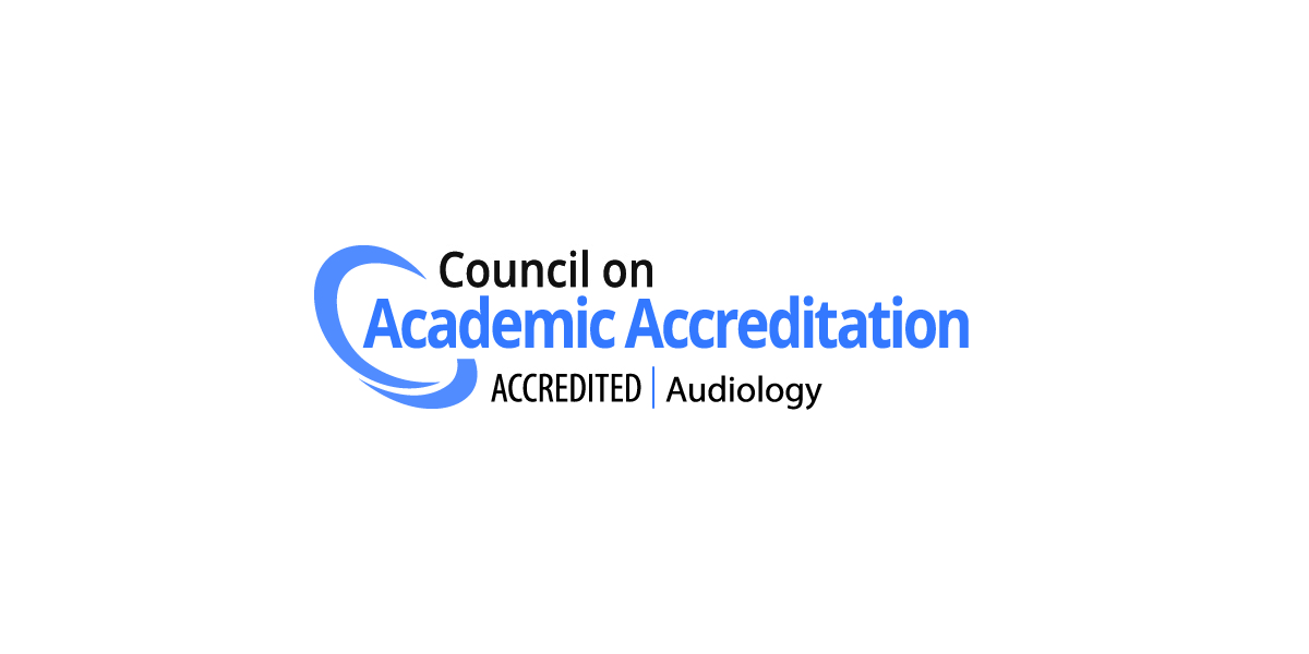 Council on Academic Accreditation in Audiology and Speech-Language Pathology of the American Speech-Language-Hearing Association - Audiology Logo