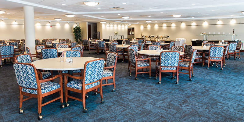 Conference Center Dining Room