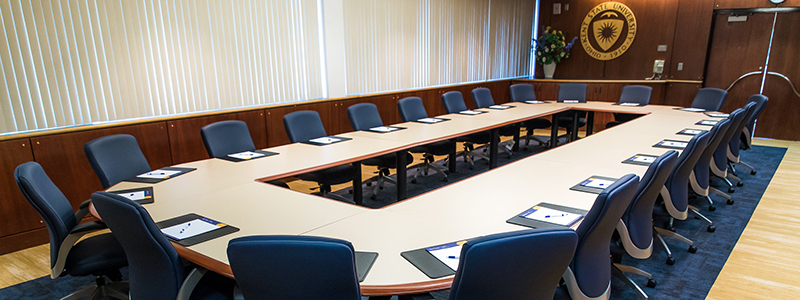 Conference Center Smith Board Room