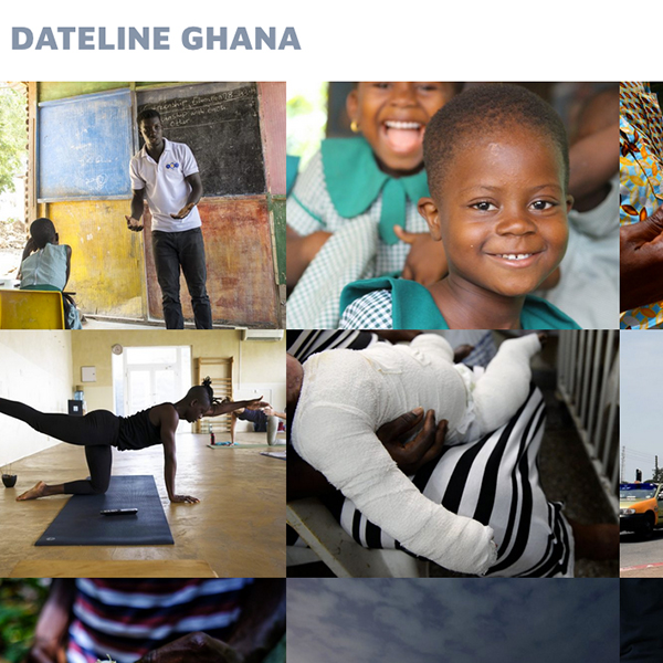 Dateline Ghana Website