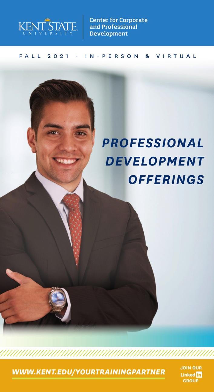 Fall 2021 Professional Development Offerings