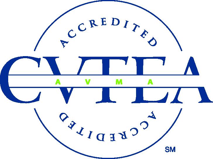 CVTEA Accredited symbol