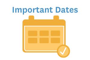 Important Dates icon