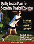 QUALITY LESSON PLANS FOR SECONDARY PHYSICAL EDUCATION BY LOIS CARNES