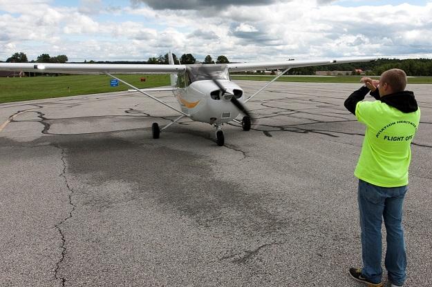 Cessna 172 Skyhawk, Kent State University