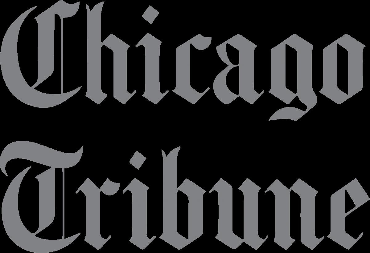 Chicago Tribune Logo linking to Chicago Tribune website