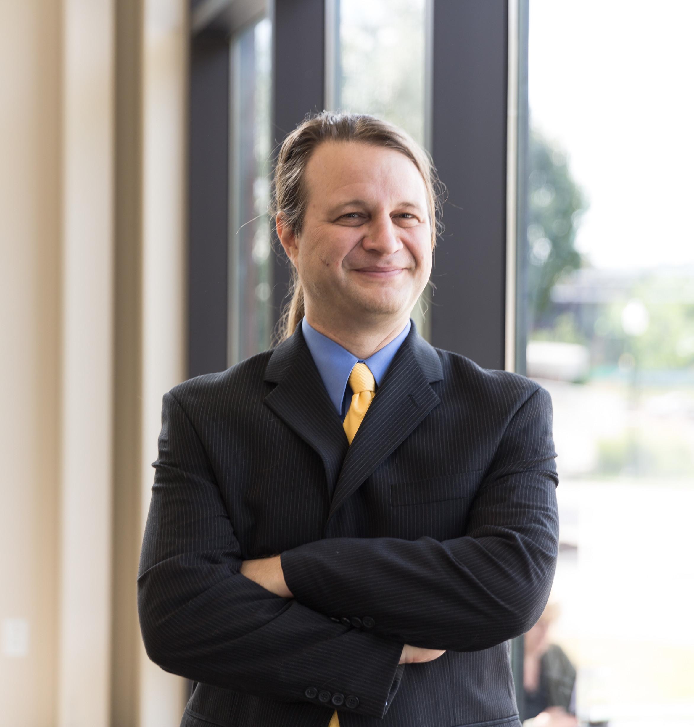 Chris Groening, Ph.D.