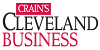 Crain's Cleveland Business logo, linking to Crain's Cleveland Business website