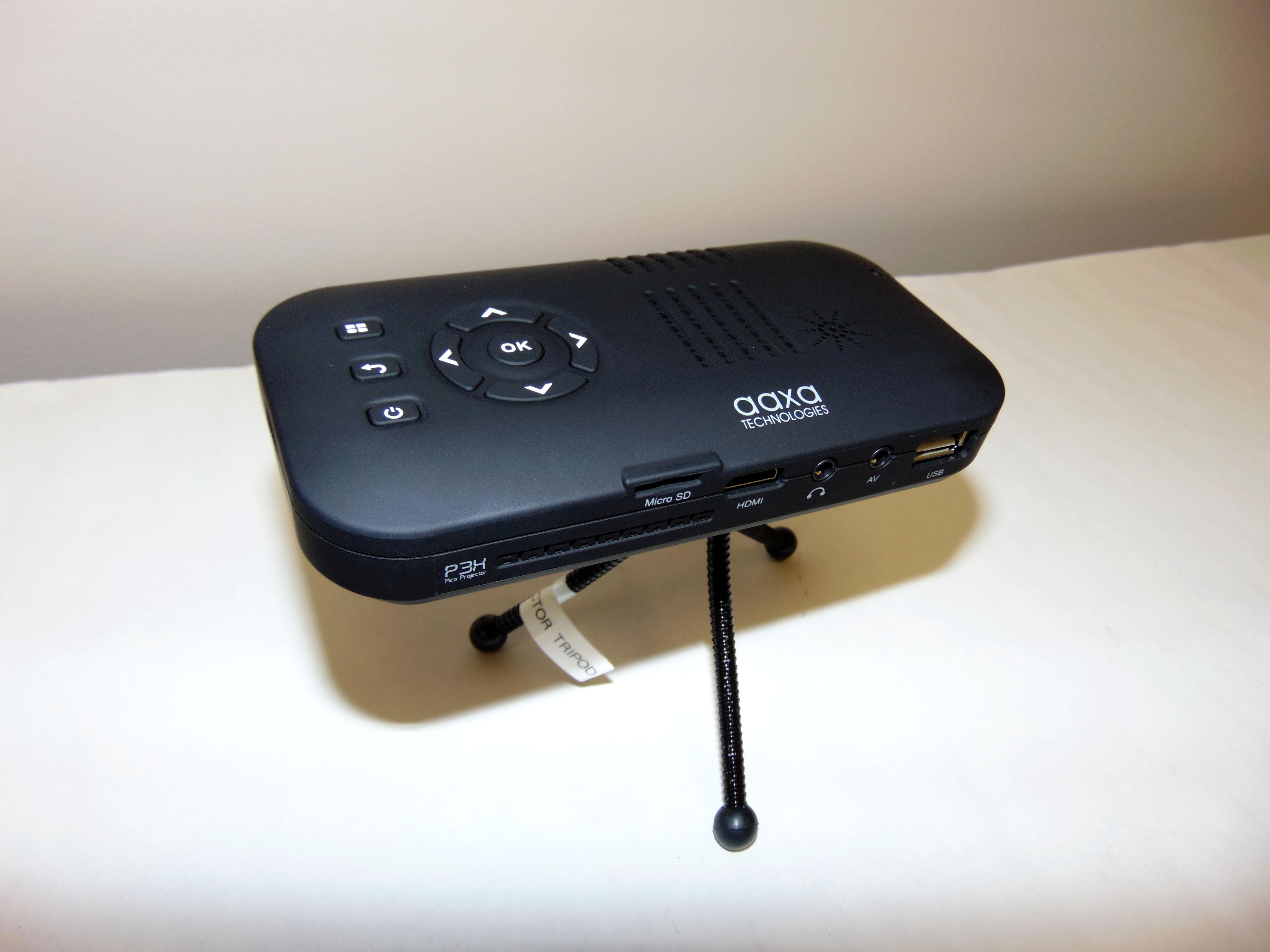 aaxa Portable Projector