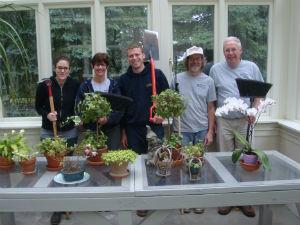 Garden Staff
