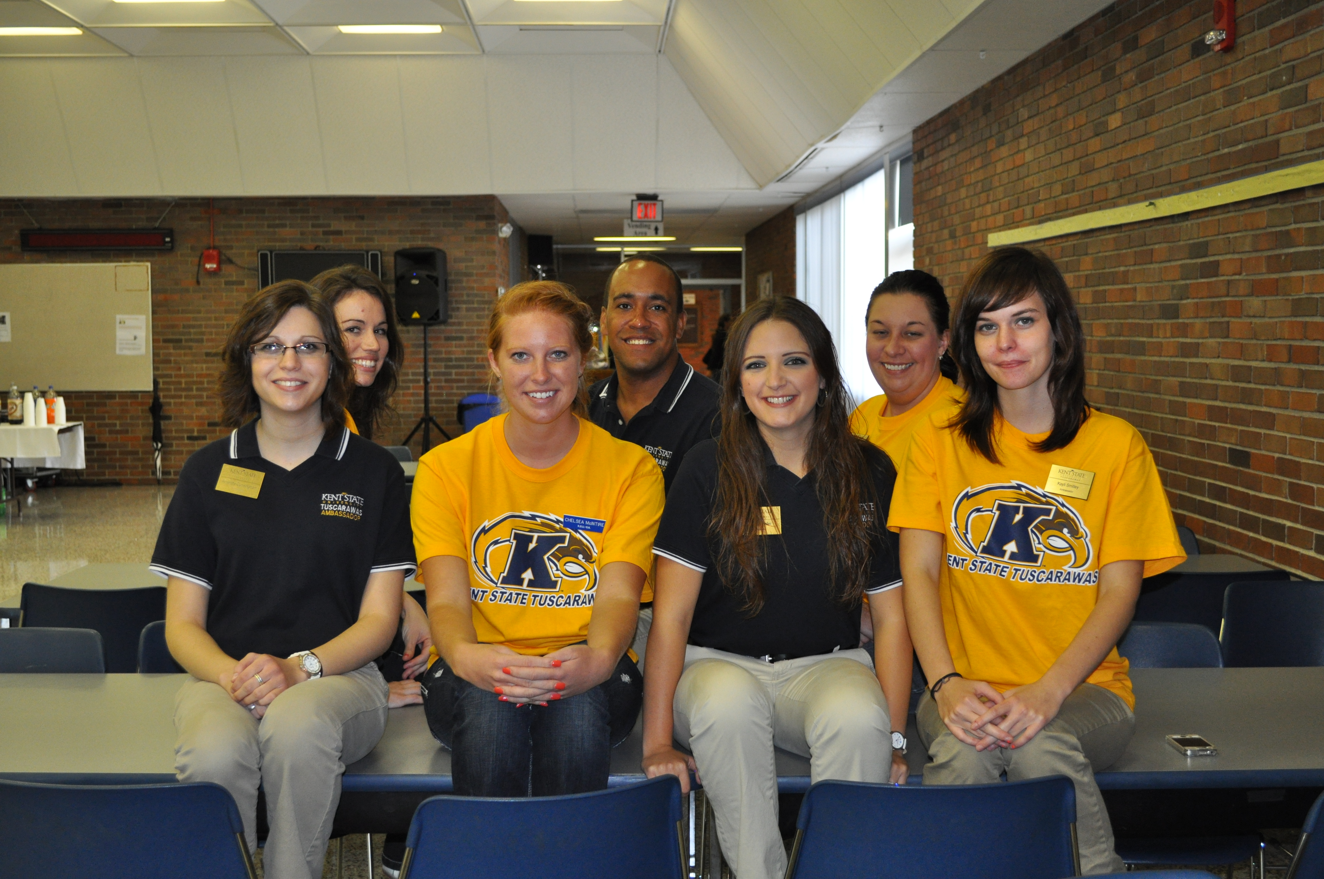 Kent State Tuscarawas adult students