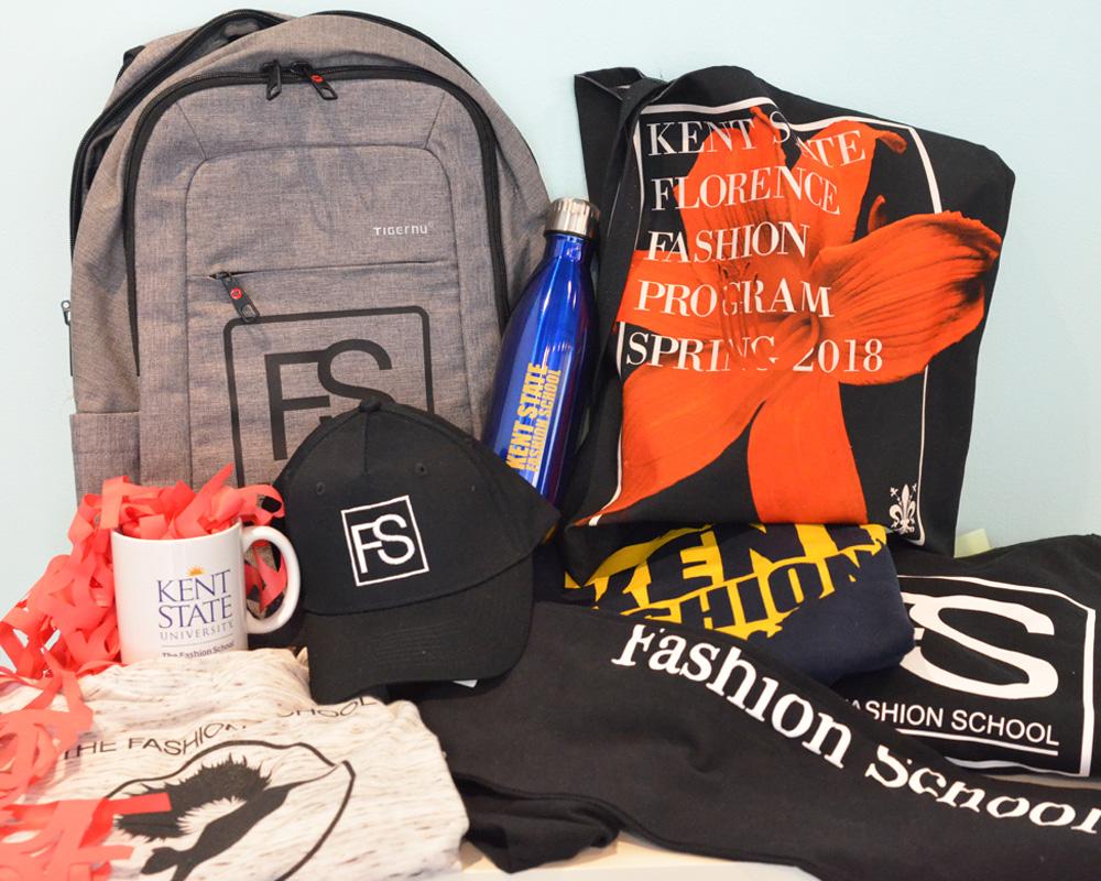 Fashion School Store Pridewear assortment