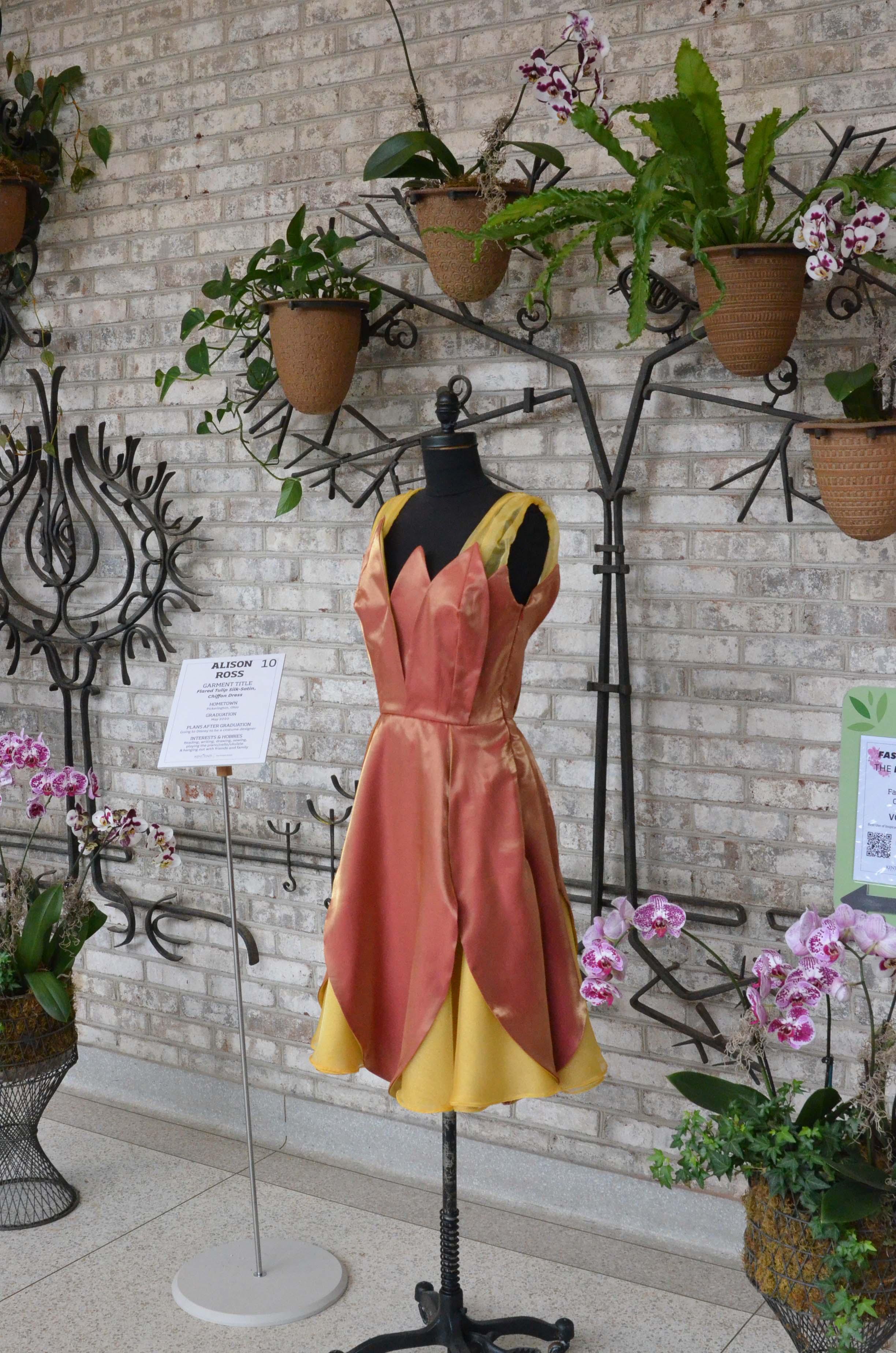 Best in Show Winner - Alison Ross Tulip Dress