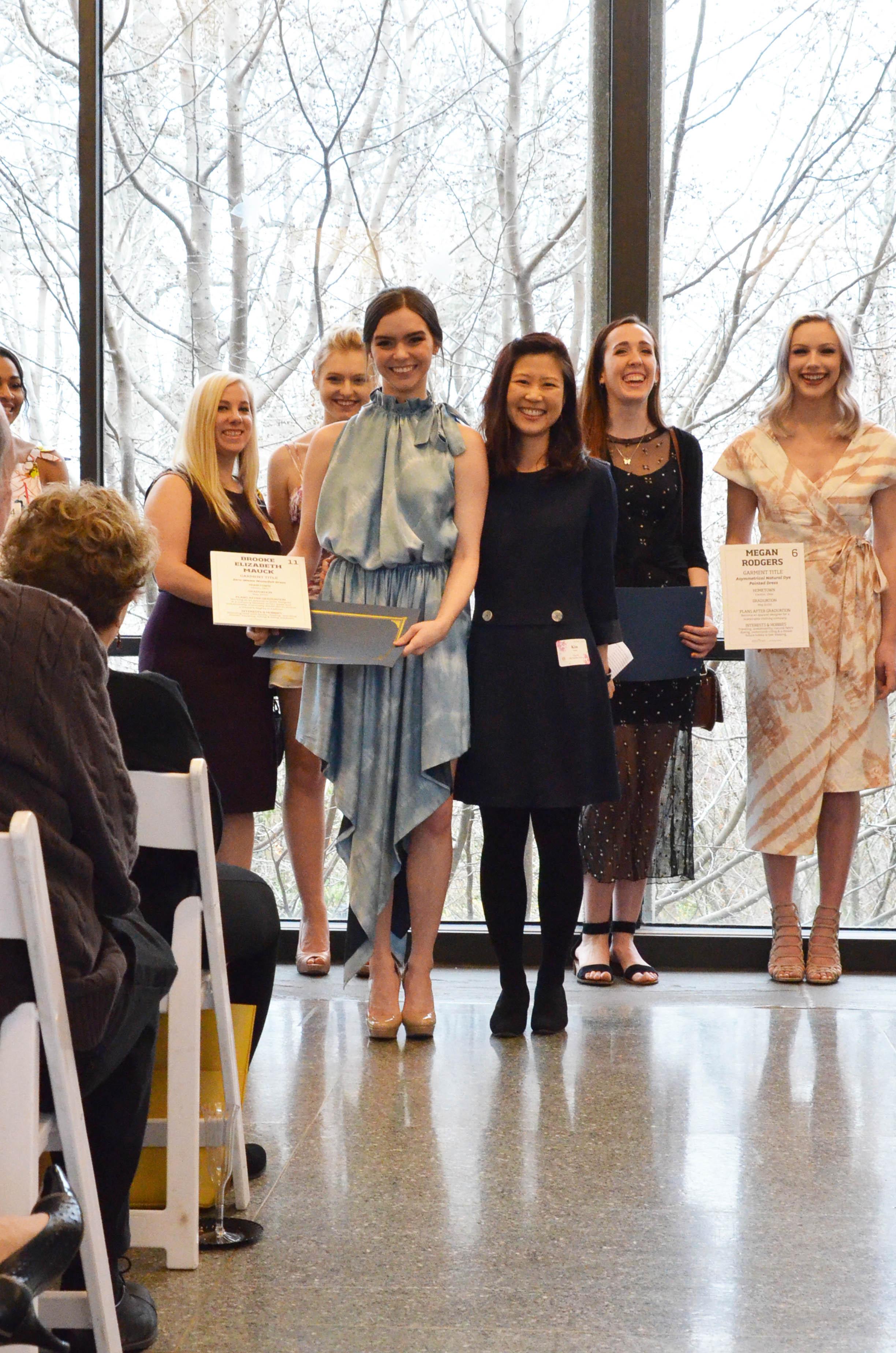 Brooke Mauck - Best Fabric Design Winner