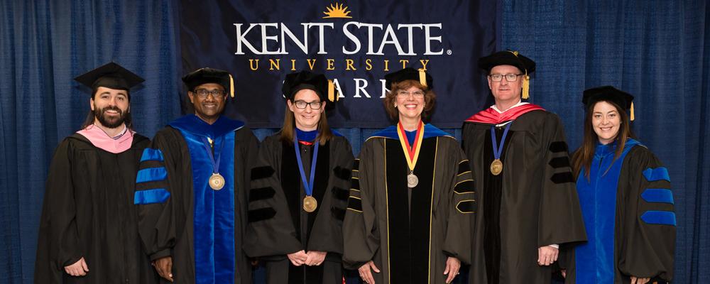 2016-17 Distinguished Teaching Award recipients