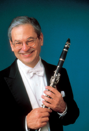 Clarinetist David Shifrin will perform Saturday, June 29, at 7:30 p.m. in Ludwig Recital Hall as part of the Kent/Blossom Music Festival Faculty Concerts