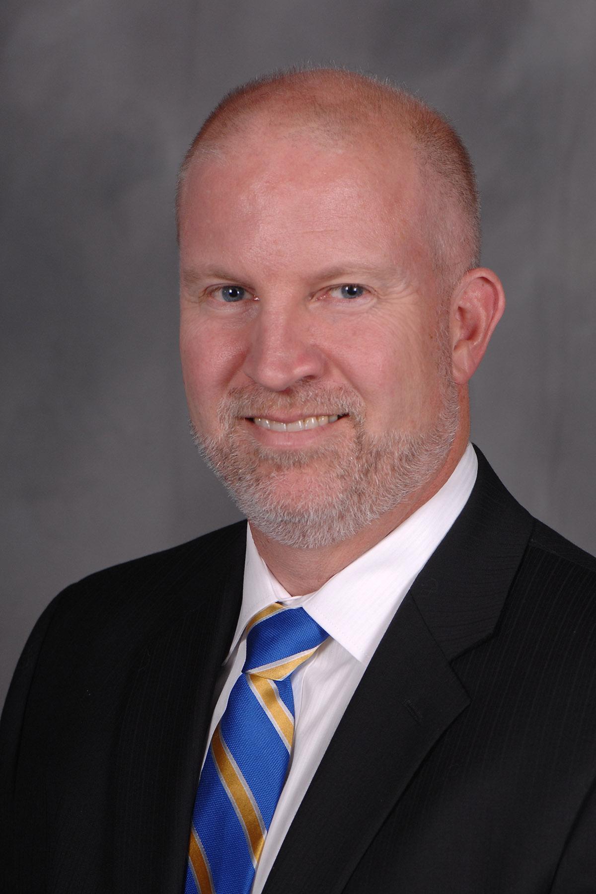Douglas Delahanty, Associate Dean, Research and Sponsored Programs