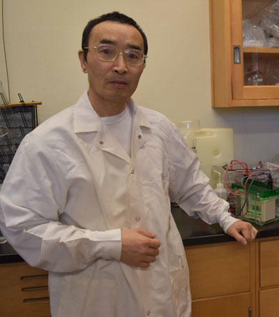 Dr. Ding water testing 2017