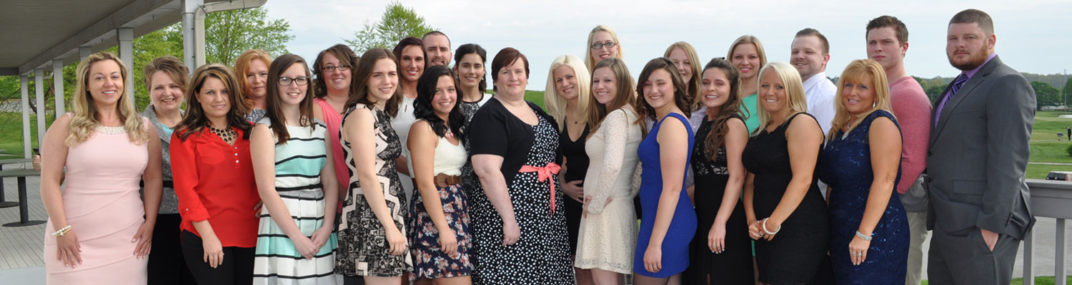 Kent State University at East Liverpool ADN Nursing Students Received their Nursing Pins during the 2016 Ceremony