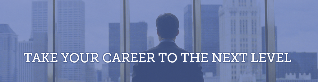 Take your career to the next level