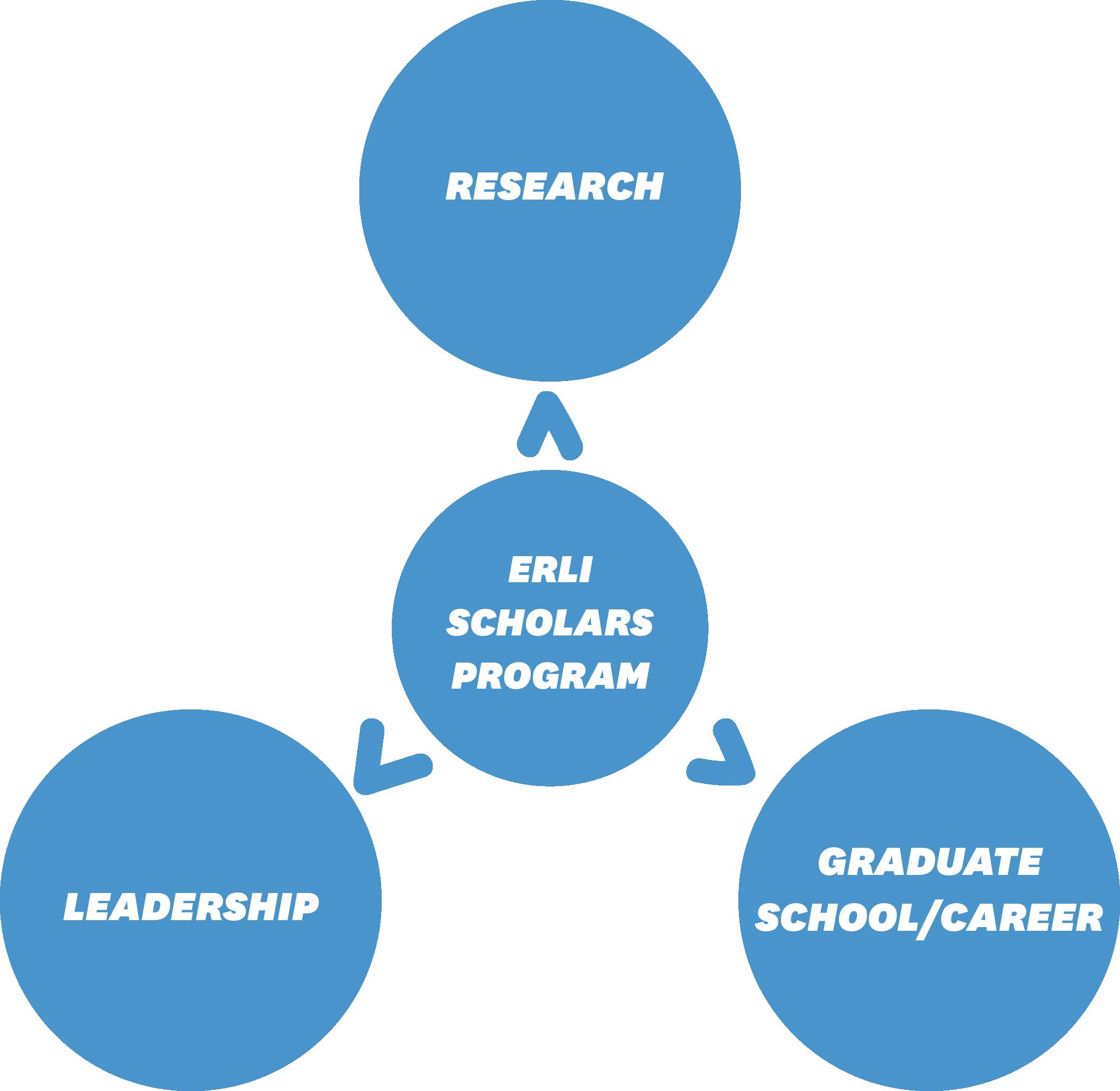 ERLI Scholars Program Diagram