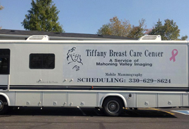 The Women's Center will offer mammogram screenings to qualified Kent State employees, spouses and students on Oct. 9, 10 and 11.