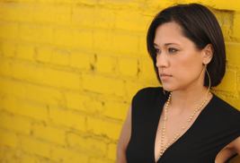 Poet Mayda del Valle will speak at this year's Guest of Honor University Artist/Lecture Series on Nov. 27 at the Kent Student Center Kiva.