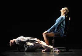 Kent State University's School of Theatre and Dance will present Dance '12: Winterplay, an evening of choreography created by dance faculty members on Nov. 30 – Dec. 2.