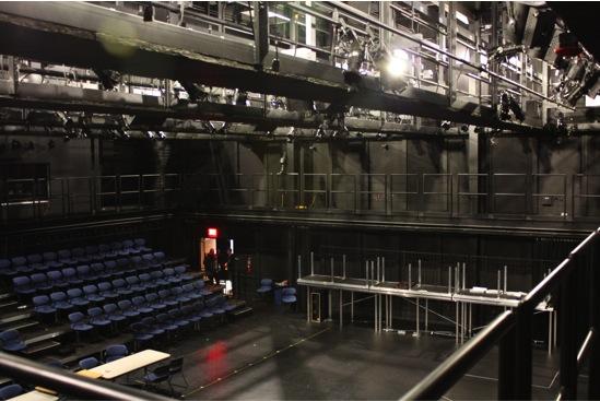 Erdmann-Zucchero Black Box Theatre