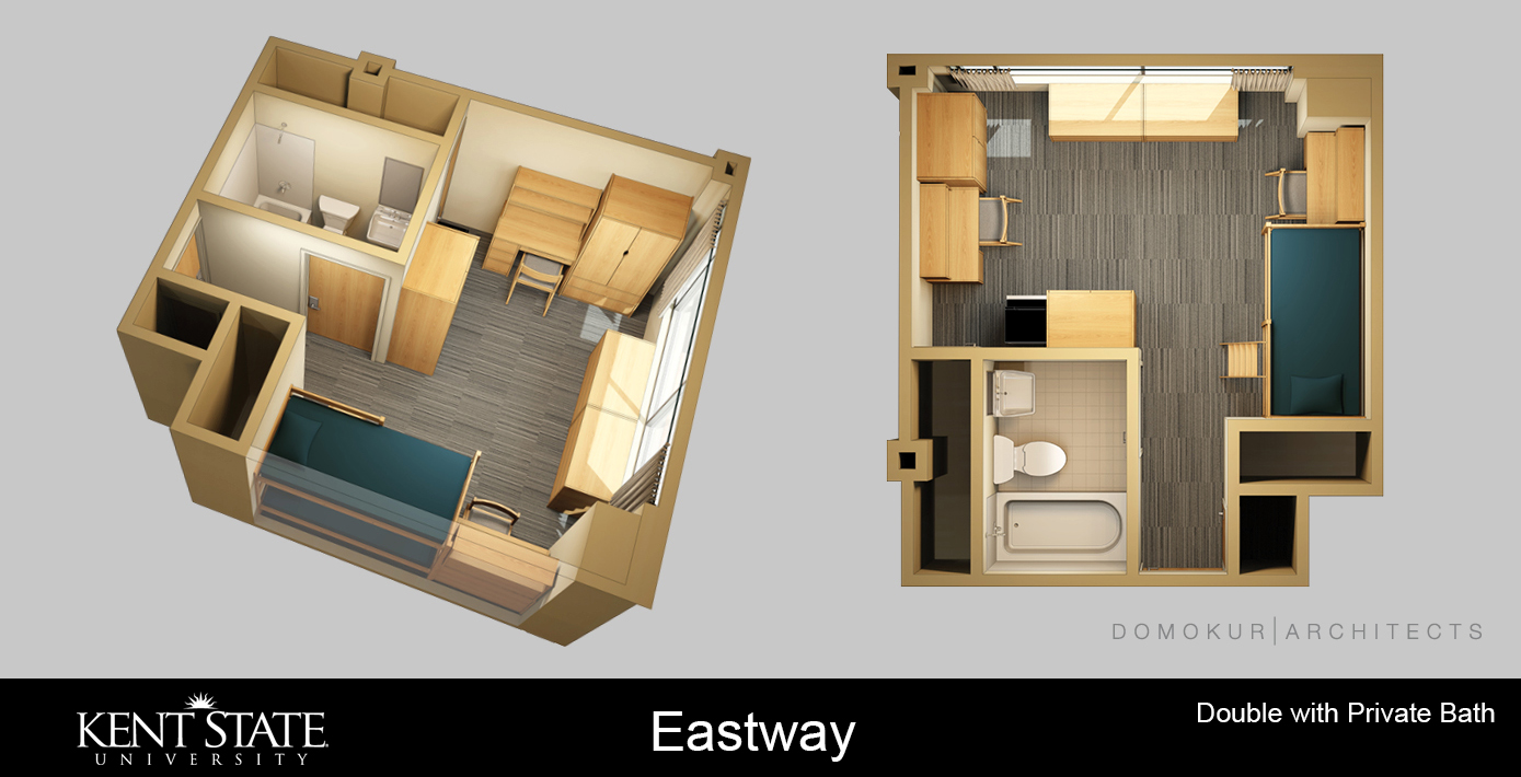 View the Eastway Double room with Private Bath