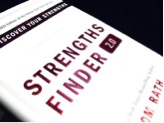 Strength Finders by Tom Rath