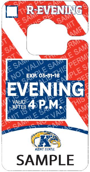 R-Evening Permit