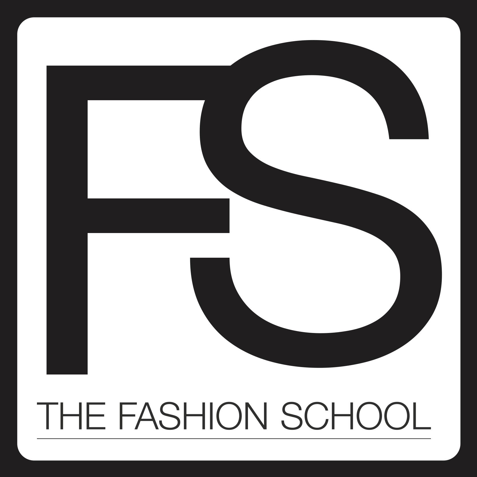 fashion school logo