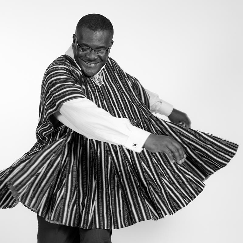 Felix Kumah-Abiwu photographed by Melissa Olson