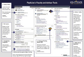 "Click  here to view a PDF of the updates that have been made to the ""Faculty & Advisor Tools"" tab in FlashLine."