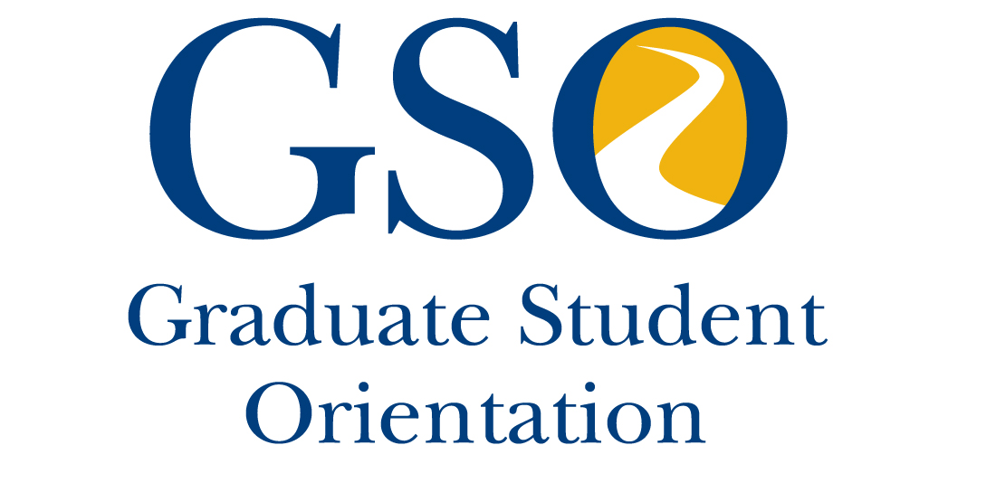 Graduate Student Orientation Logo