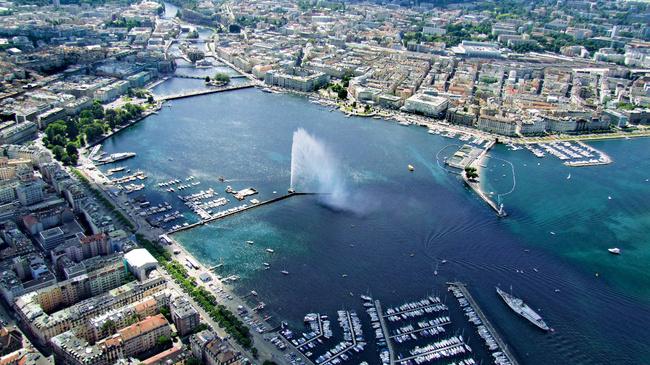 Central Geneva