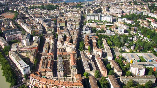 Urban Geneva