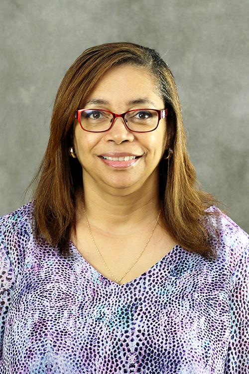 Yvonne George, D.Min., M.Ed., RRT