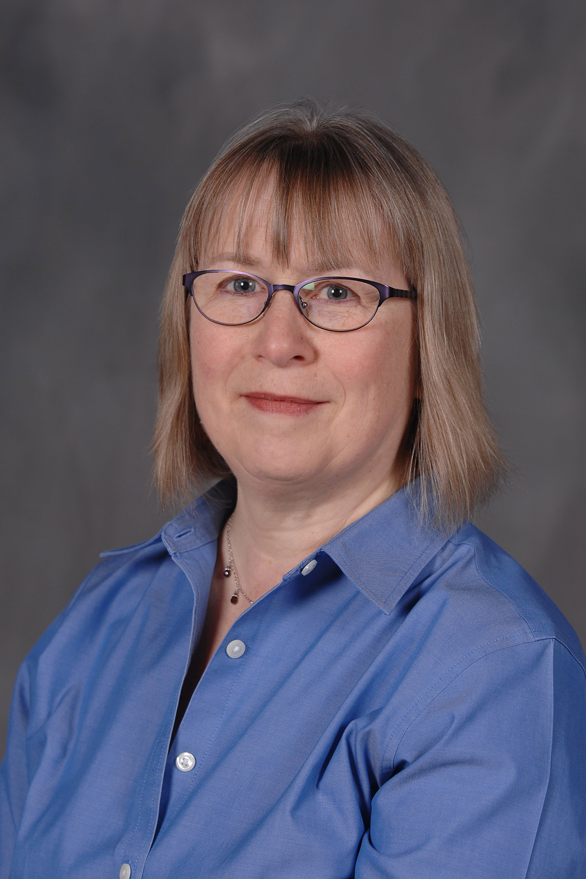 Susan Goehring, Sponsored Programs Administrator