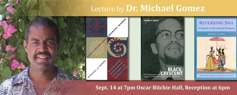 Dr. Michael Gomez