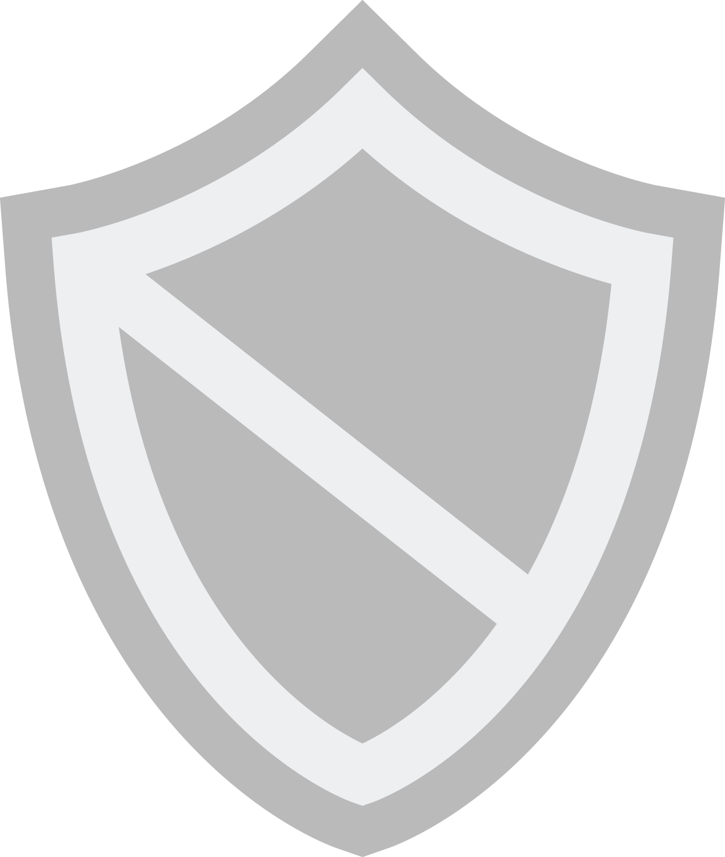 Proctorio Gray Help Shield