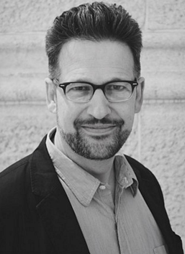 David Hassler, Director, Wick Poetry Center at Kent State University