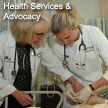Health Services and Advocacy