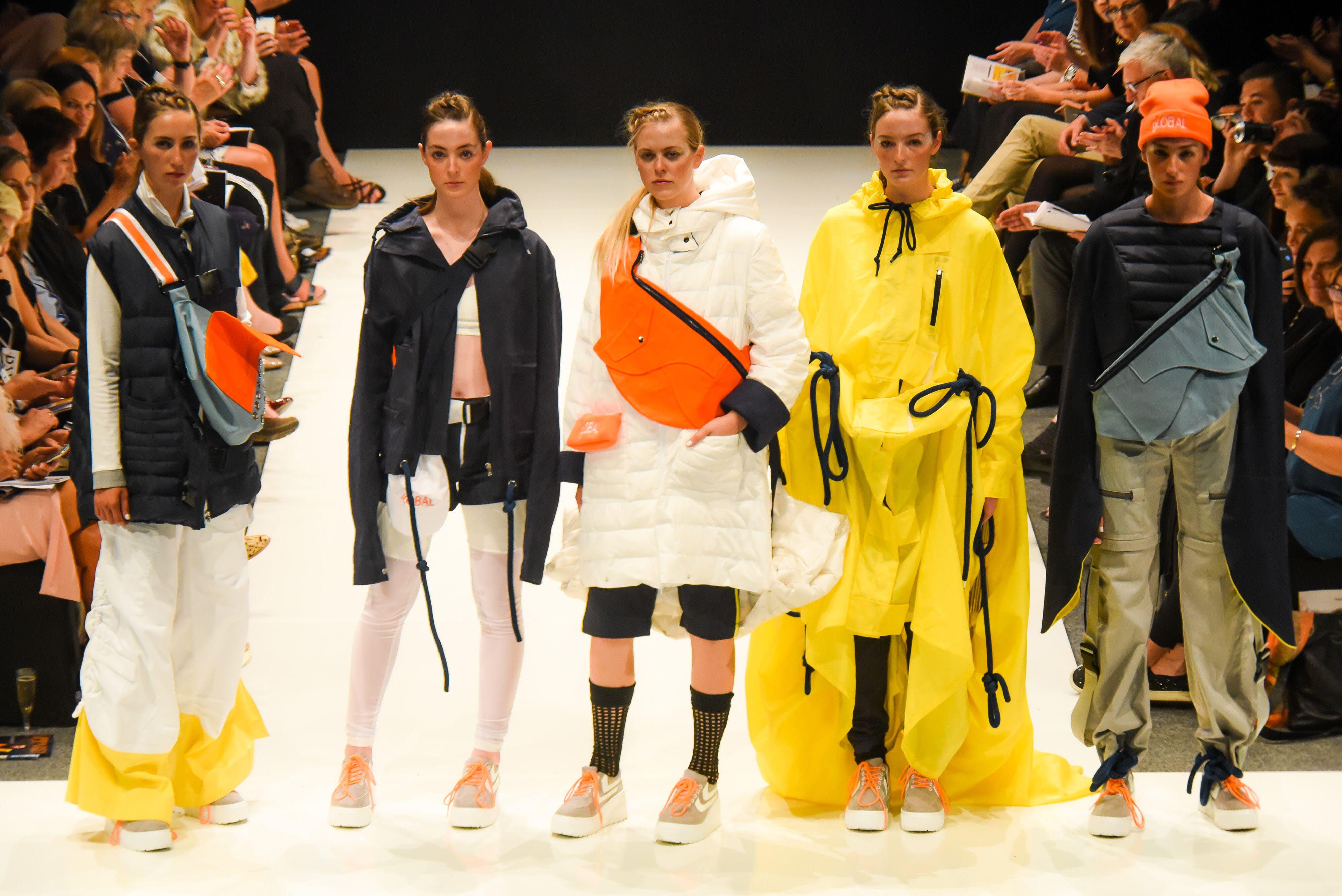 Design Alum Wins Big At Id Dunedin Fashion Week In New Zealand Kent State University