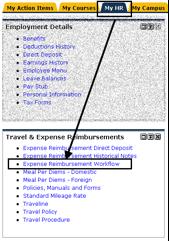 Expense Reimbursement Workflow B