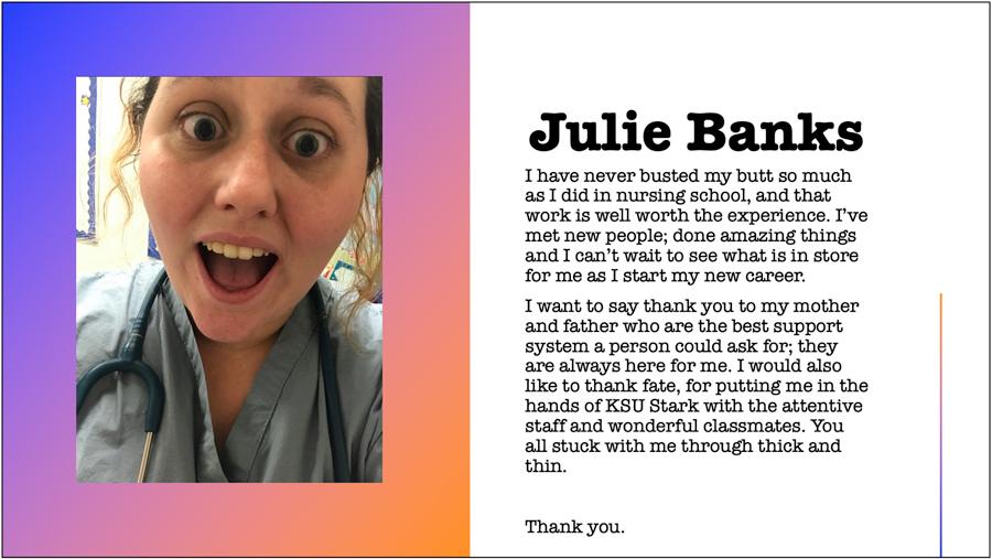 Julia Banks