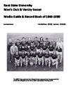 Kent State University Men's Soccer: The Stories Behind the Stats by Fred Jermyn