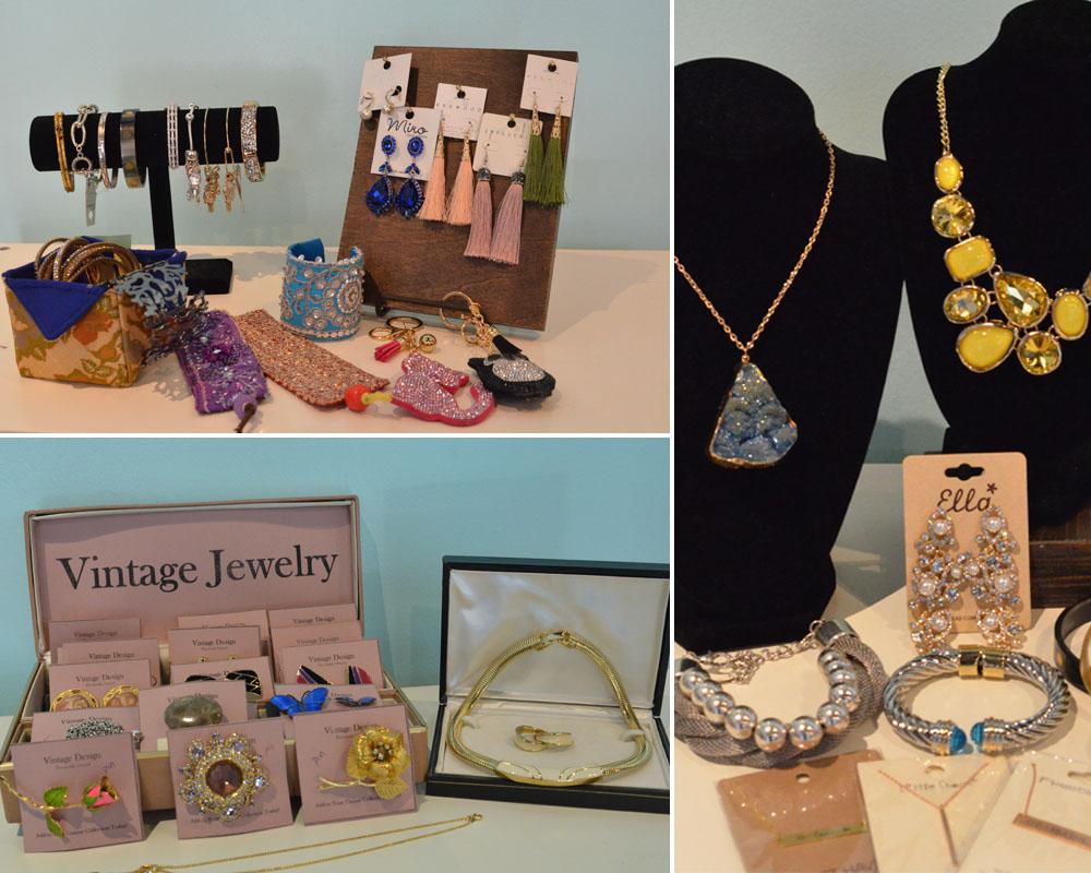 FSStore Jewelry collage